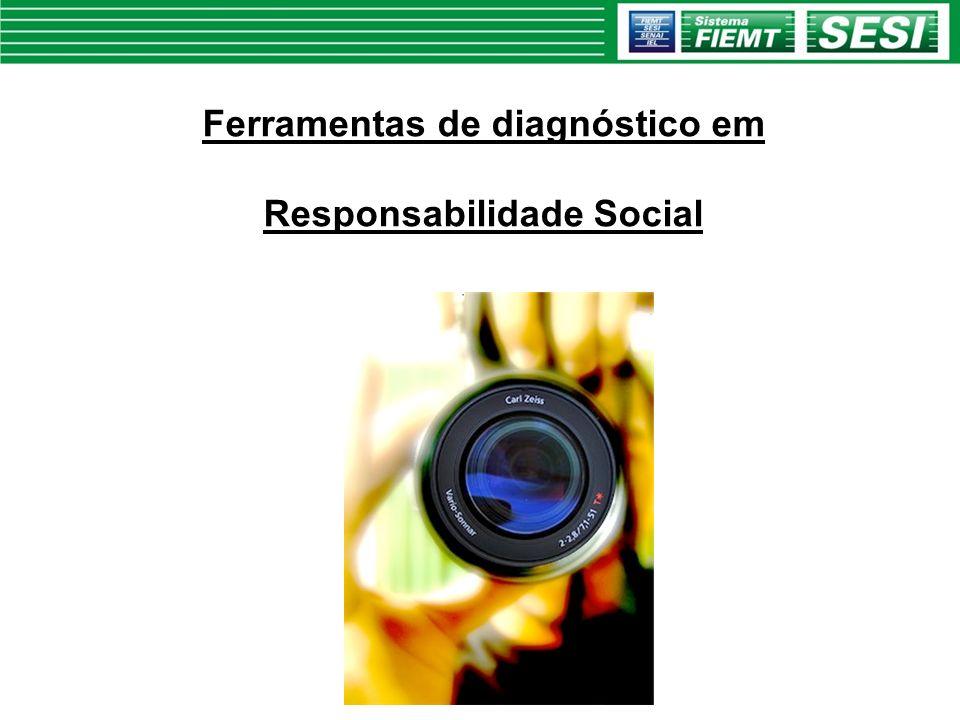 Ferramentas de diagnóstico em Responsabilidade Social