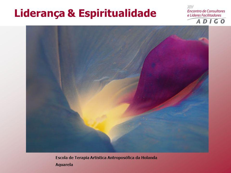 Escola de Terapia Artística Antroposófica da Holanda Aquarela Liderança & Espiritualidade
