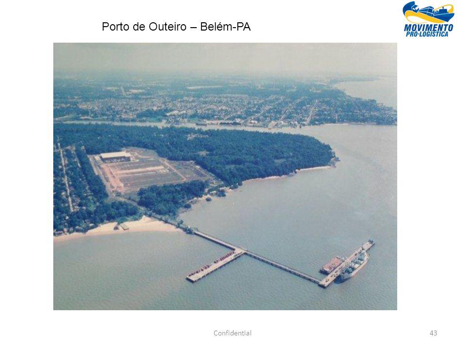 Confidential43 Porto de Outeiro – Belém-PA
