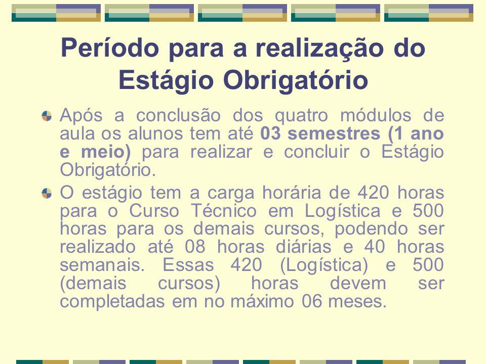 Período de Matrículas para 2011I De 22/11/2010 à 10/12/2010: 06 parcelas.