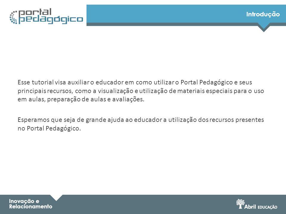 Executando a versão Offline do Portal Pedagógico Para executar a versão offline do Portal Pedagógico, será necessário descompactar o arquivo.zip enviado junto ao tutorial.