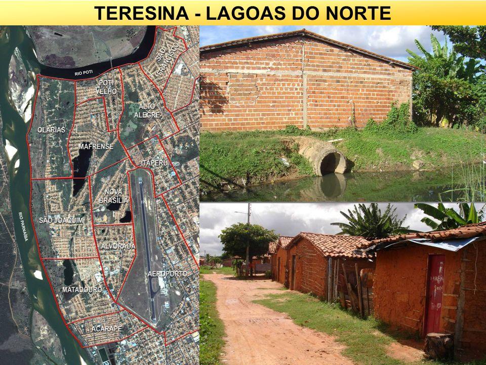 13 TERESINA - LAGOAS DO NORTE