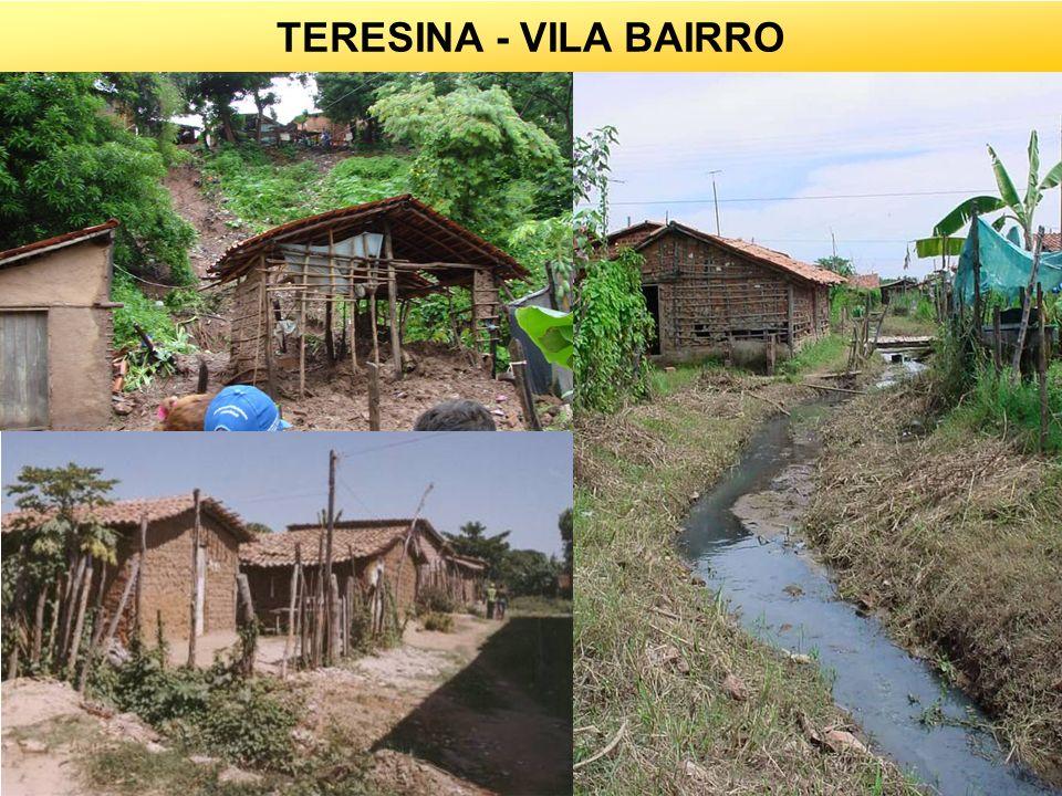 14 TERESINA - VILA BAIRRO