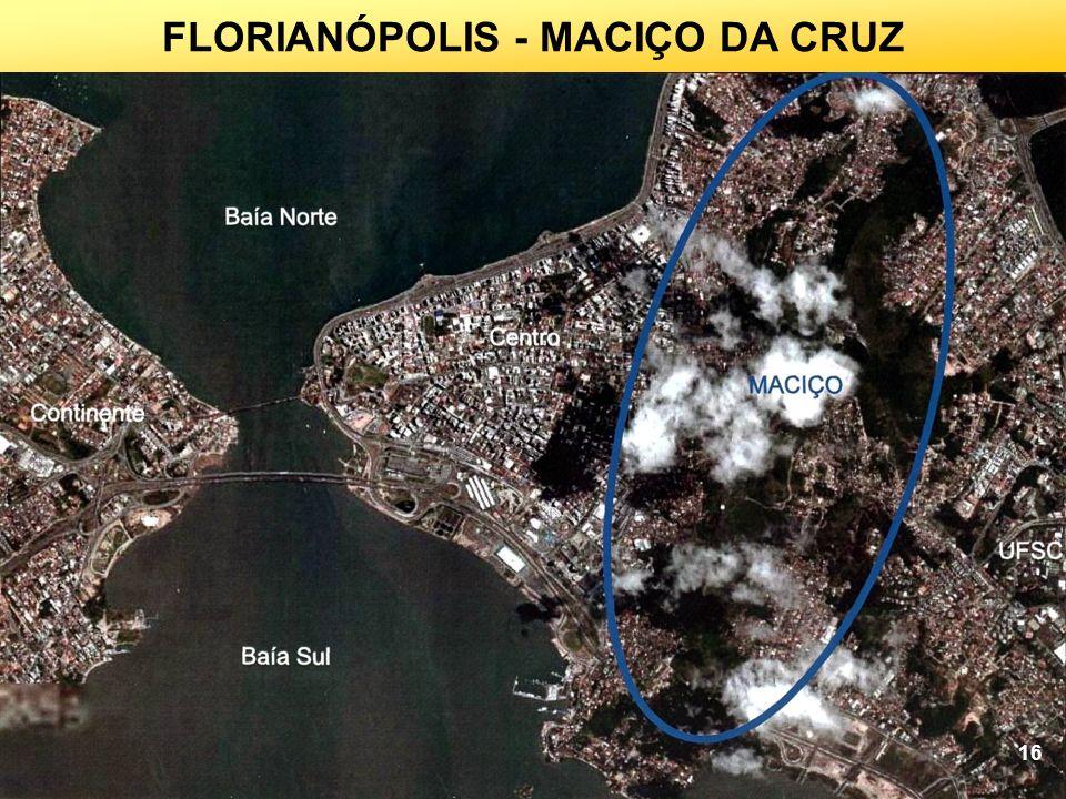 FLORIANÓPOLIS - MACIÇO DA CRUZ 16