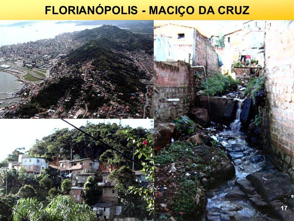 FLORIANÓPOLIS - MACIÇO DA CRUZ 17