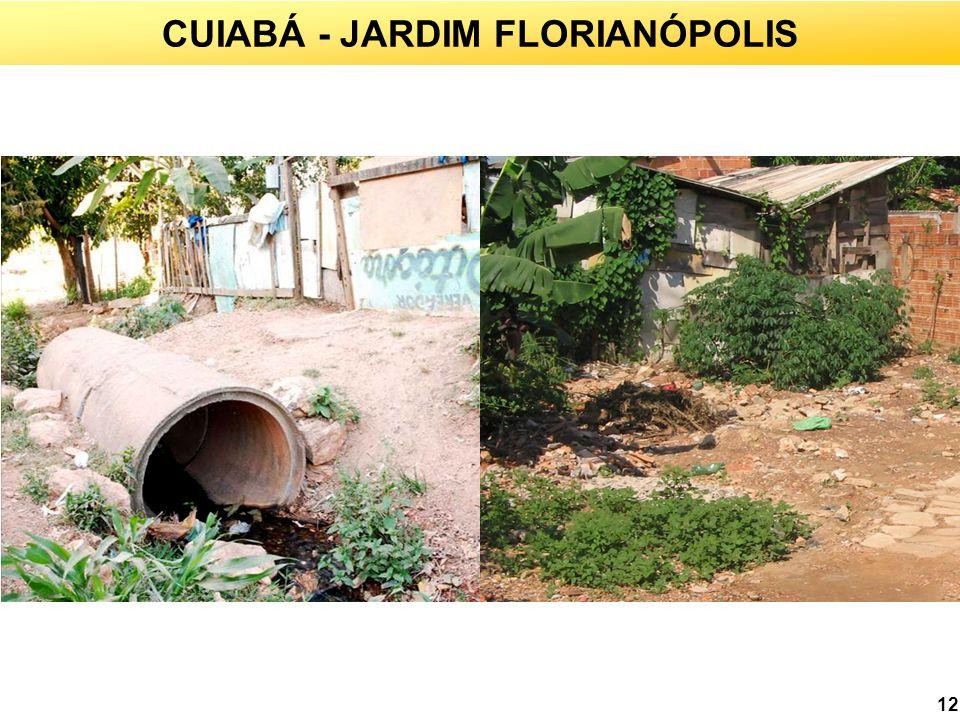 12 CUIABÁ - JARDIM FLORIANÓPOLIS