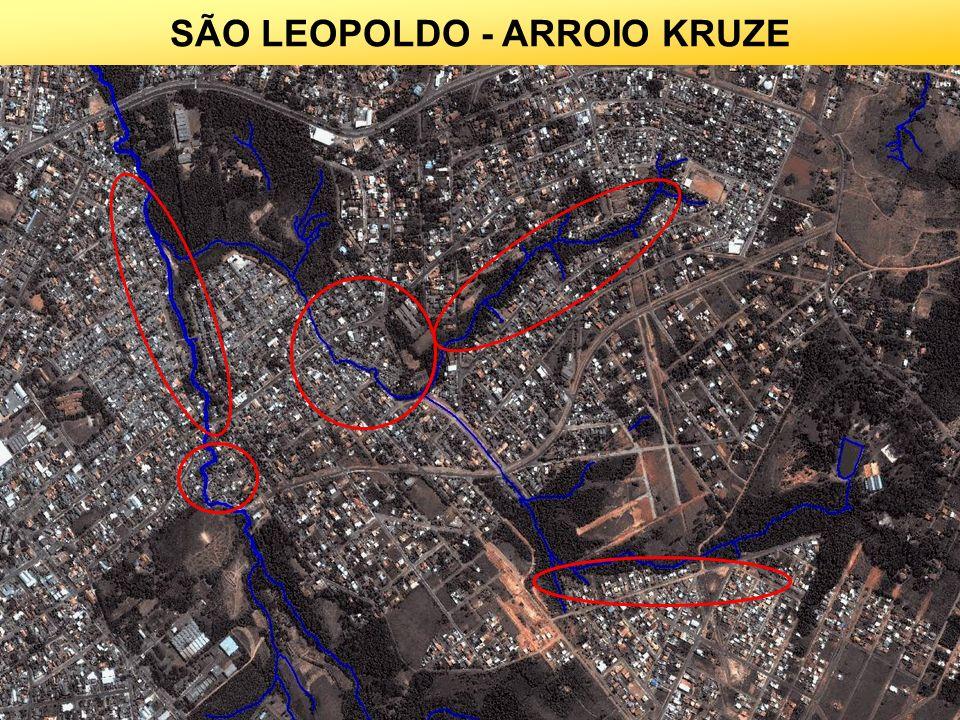 SÃO LEOPOLDO - ARROIO KRUZE