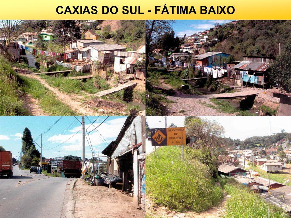 CAXIAS DO SUL - FÁTIMA BAIXO
