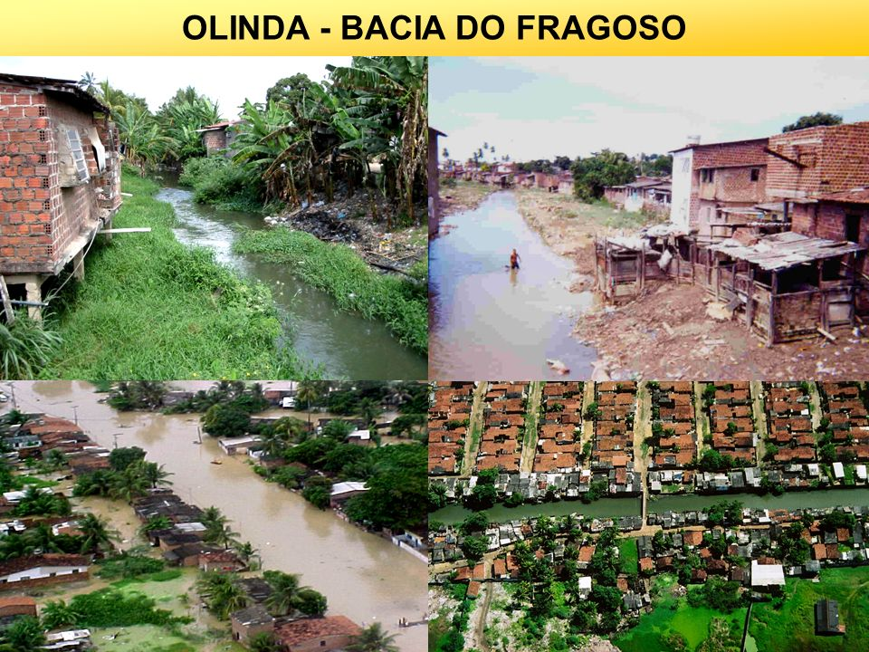 16 OLINDA - BACIA DO FRAGOSO