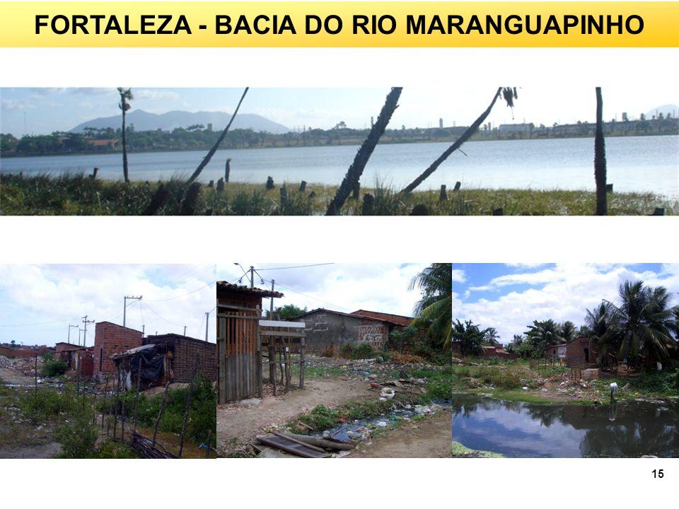15 FORTALEZA - BACIA DO RIO MARANGUAPINHO