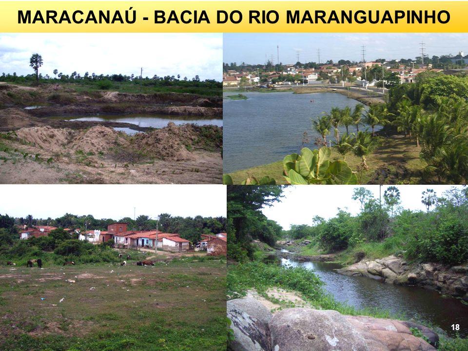 16 MARACANAÚ - BACIA DO RIO MARANGUAPINHO 18