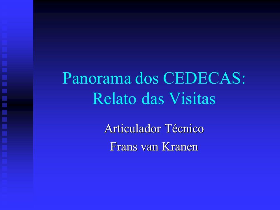 continuação Muitos dos 15 CEDECAs mencionados organizam cursos e capacitações sobre violência doméstica e exploração sexual para públicos diferentes: por exemplo: ABRAPIA, CRAMI, CEDECA Rondônia e muitos outros.