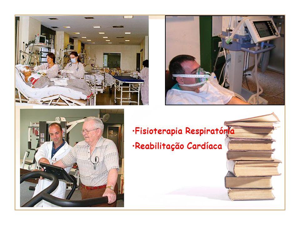 Fisioterapia Respiratória Reabilitação Cardíaca