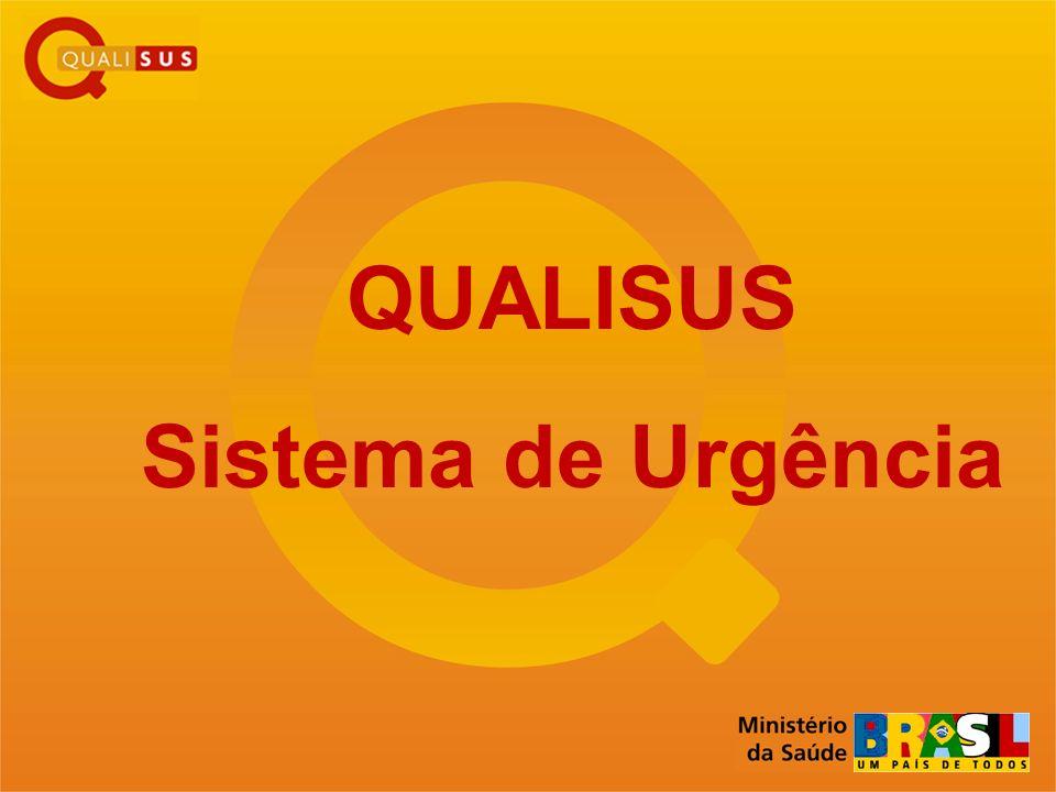 QUALISUS Sistema de Urgência