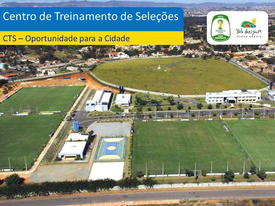 Centro de Treinamento de Seleções CTS – Oportunidade para a Cidade