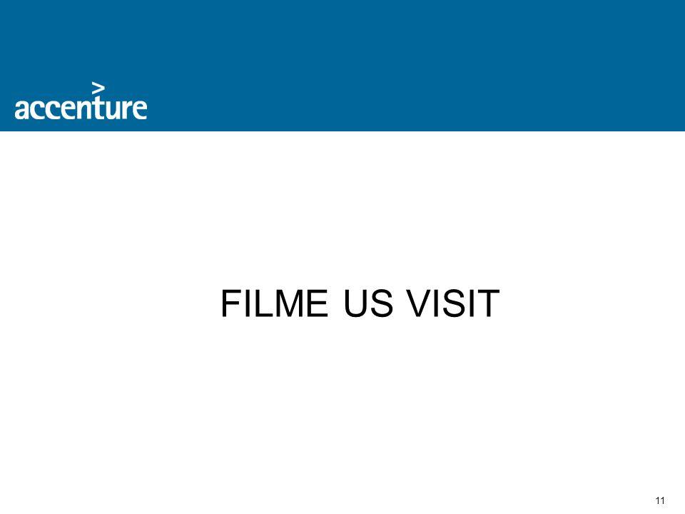 11 FILME US VISIT