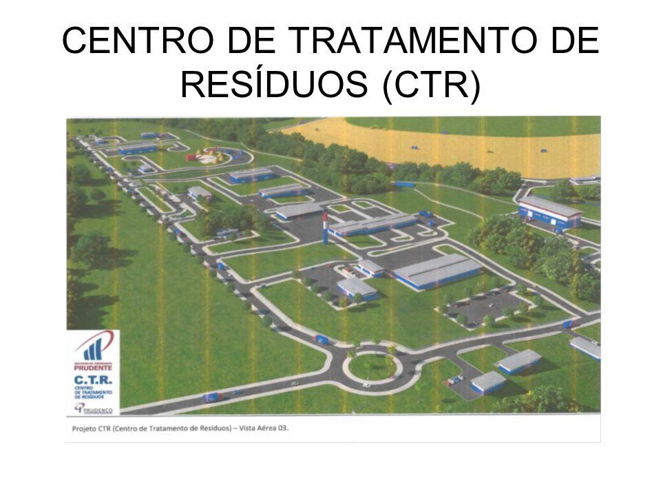 CENTRO DE TRATAMENTO DE RESÍDUOS (CTR)