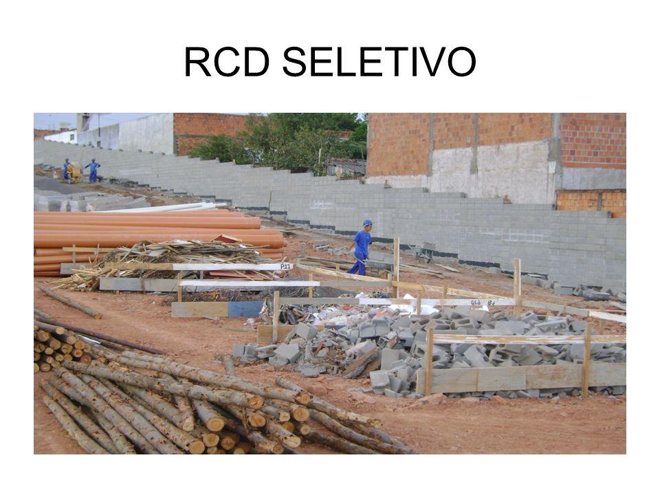 RCD SELETIVO
