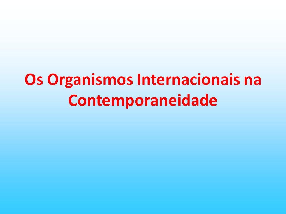 BIRD ( Banco Internacional de Reconstrução e Desenvolvimento)