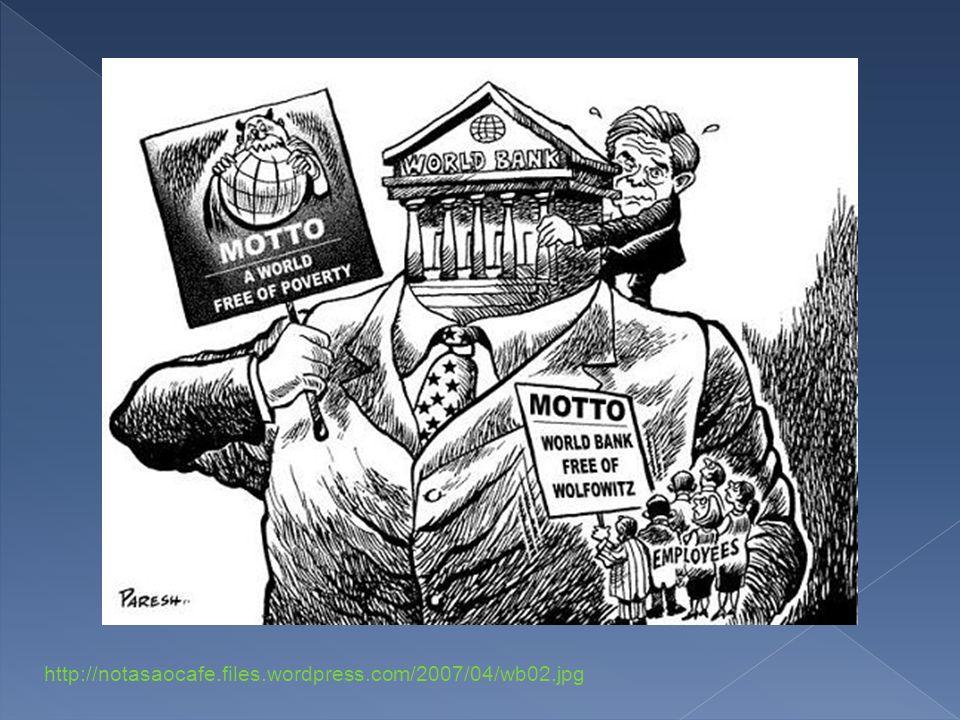 Os órgãos internacionais, FMI e BIRD foram fundados no ano de 1944, na Conferência de Bretton Woods.