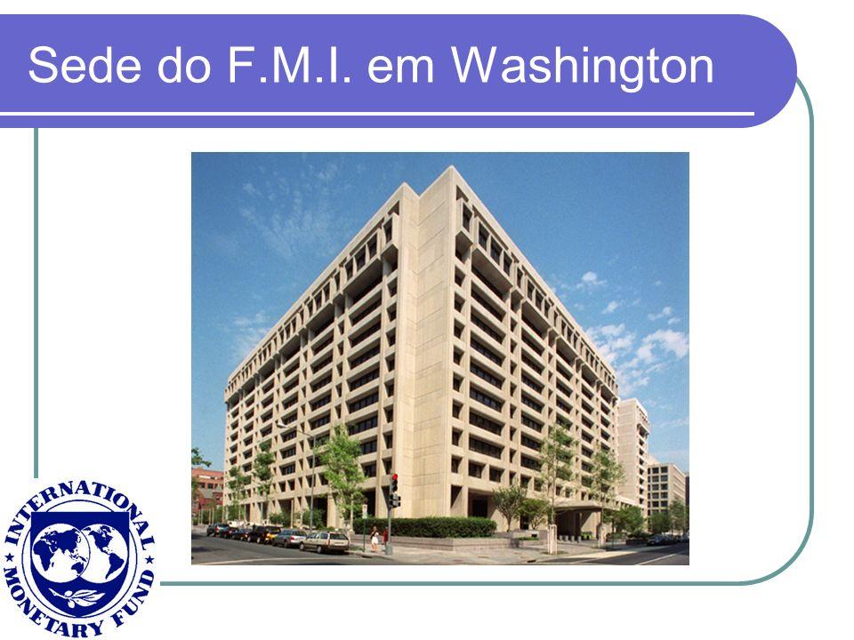 Sede do F.M.I. em Washington