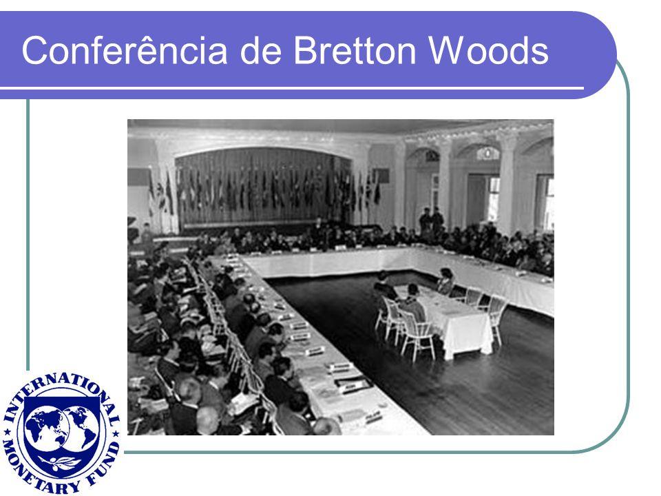 Conferência de Bretton Woods