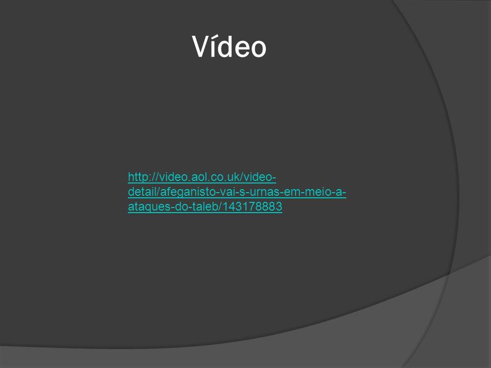 Vídeo http://video.aol.co.uk/video- detail/afeganisto-vai-s-urnas-em-meio-a- ataques-do-taleb/143178883