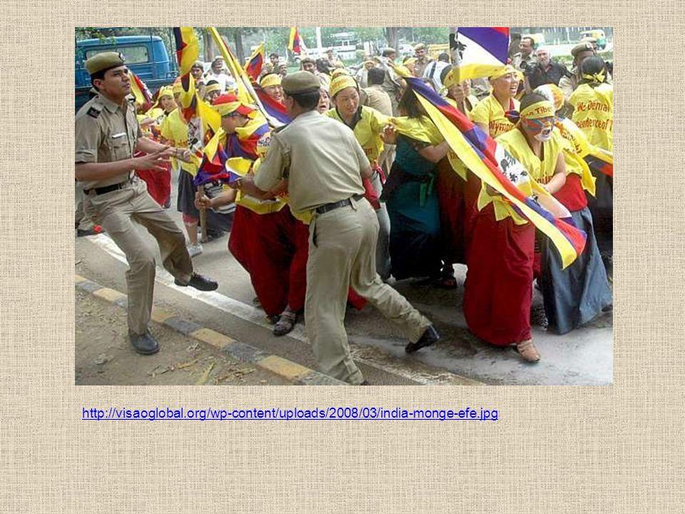 Qual o interesse da China no Tibet.