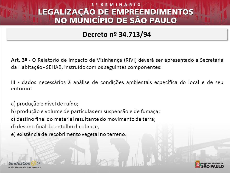 Plano Diretor Estratégico das Subprefeituras do Município de São Paulo Lei nº 13.885/04 Art.