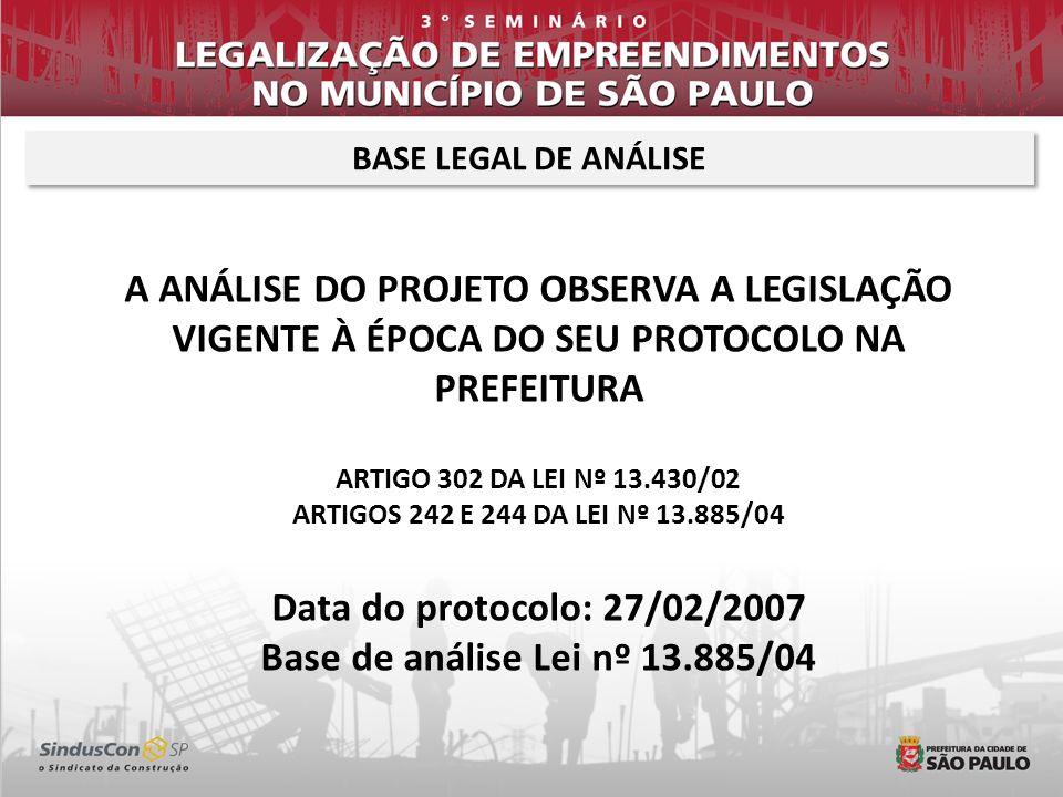 ACESSOS ACESSO DE PEDESTRES ACESSO DE VEÍCULOS ENTRADA DE SERVIÇO RUA TABOR