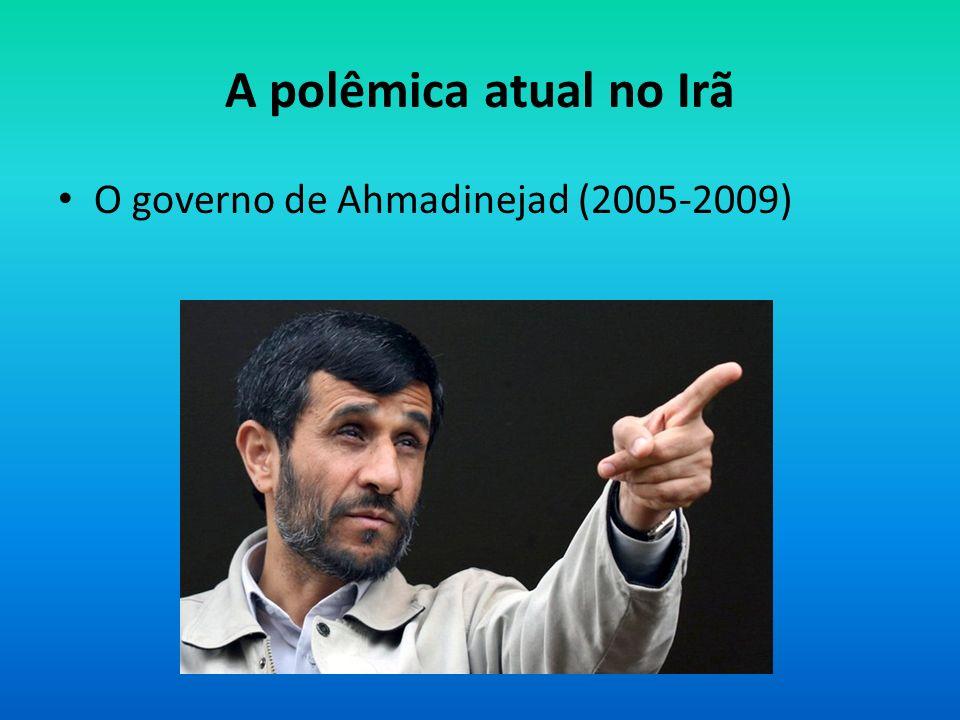 A campanha eleitoral de 2009