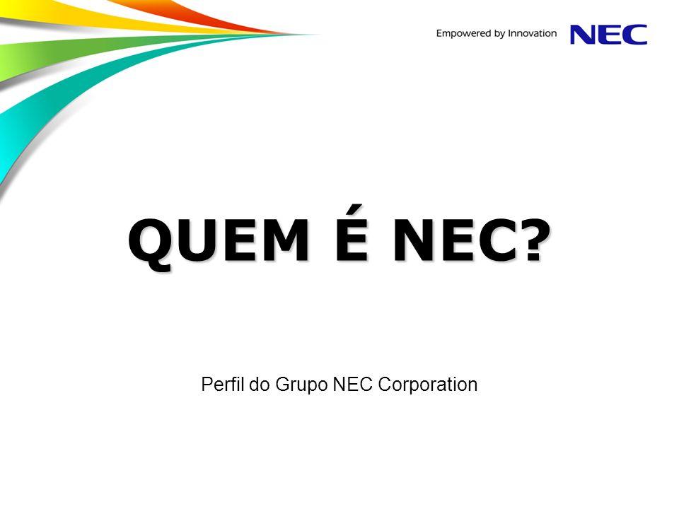 NEC Confidential Page 18 Comunicações Integradas aos Processos de Negócios Mobilidade ConferênciaColaboração PresençaClick-to-call Mensageria Voz AplicativosIntegrados