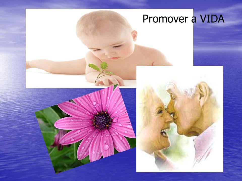 Promover a VIDA