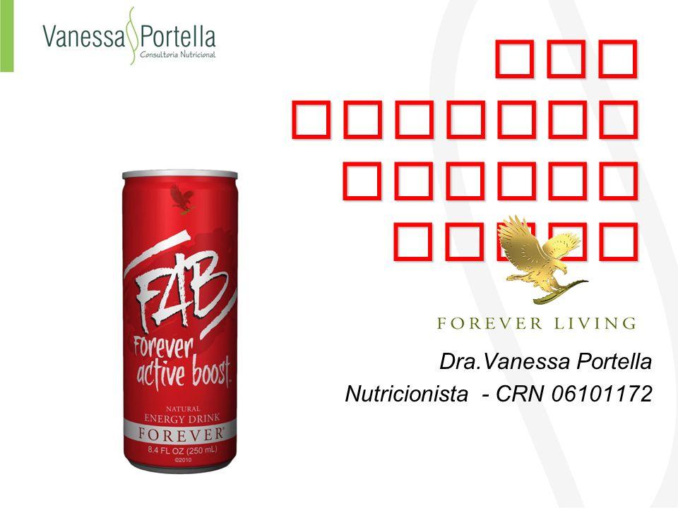 FAB Forever Active Boost Dra.Vanessa Portella Nutricionista - CRN 06101172