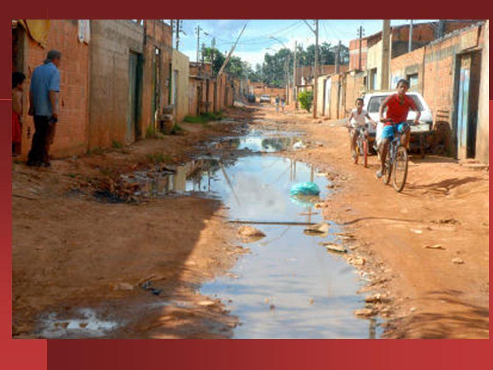 POLUENTES: TIPOS Biodegradáveis Biodegradáveis