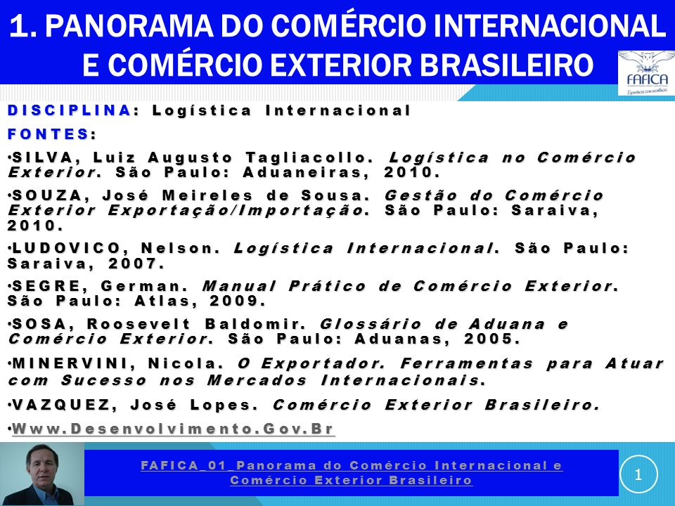 1.2.4 Evolução das exportações brasileiras e mundiais.