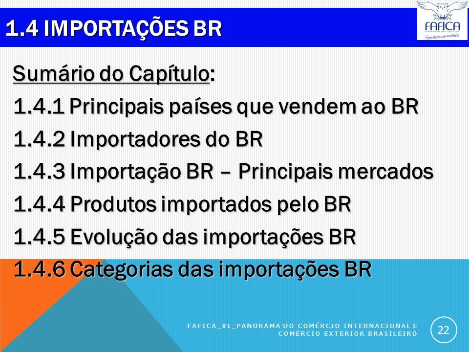 1.3.9 Transportes das exportações BR. FAFICA_01_PANORAMA DO COMÉRCIO INTERNACIONAL E COMÉRCIO EXTERIOR BRASILEIRO 21 ANTONOV - Maior AVIÃO de carga do