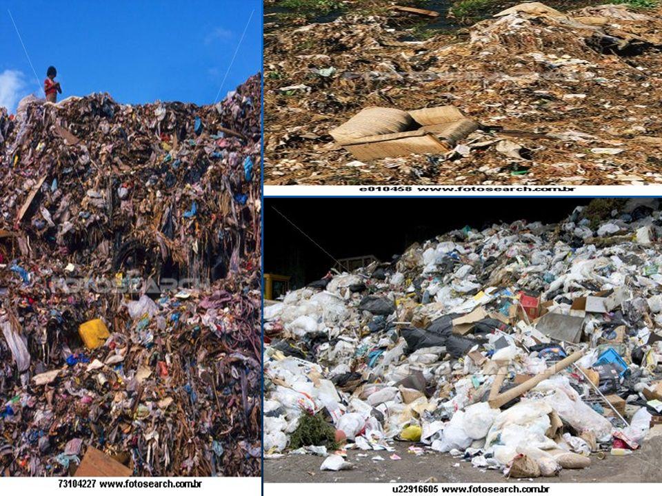 INTRODUÇÃO A problemática do lixo se apresenta no Brasil a partir do meio do século XX – com o início do processo industrial e conseqüente aumento da população – A problemática do lixo se apresenta no Brasil a partir do meio do século XX – com o início do processo industrial e conseqüente aumento da população – O lixo era predominantemente de característica orgânica e tinha no tempo e na ação da natureza o principal responsável por sua decomposição.