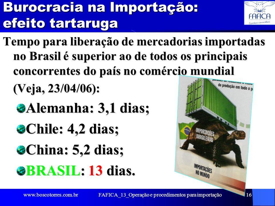 17 Liberação da mercadoria Importada É uma das fases mais burocráticas e detalhistas do processo de importação.