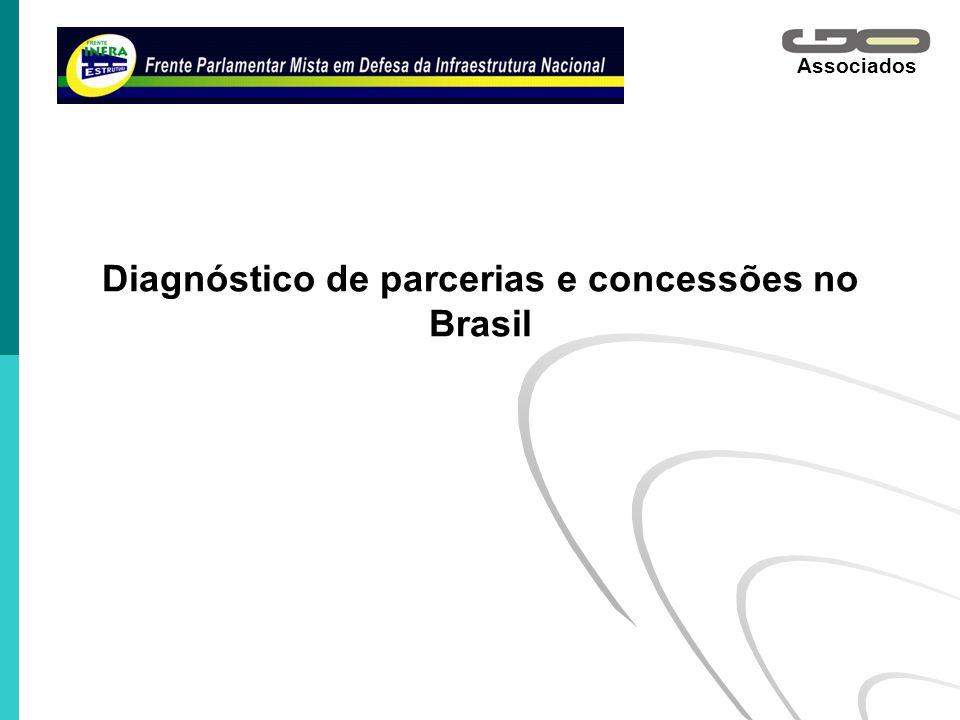 Associados Diagnóstico de parcerias e concessões no Brasil