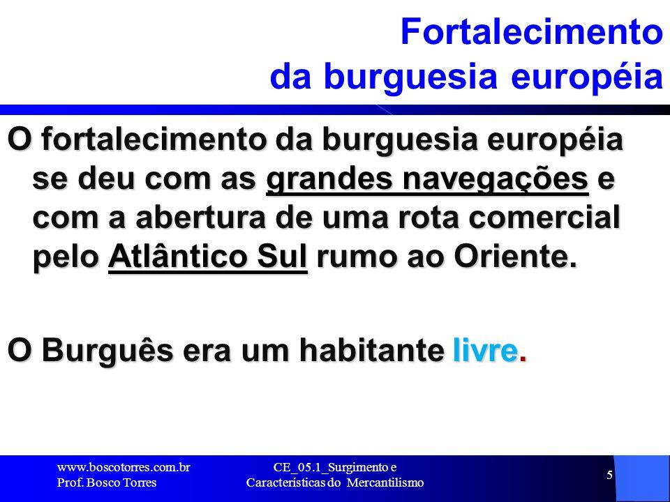 Pirâmide social da época.www.boscotorres.com.br Prof.