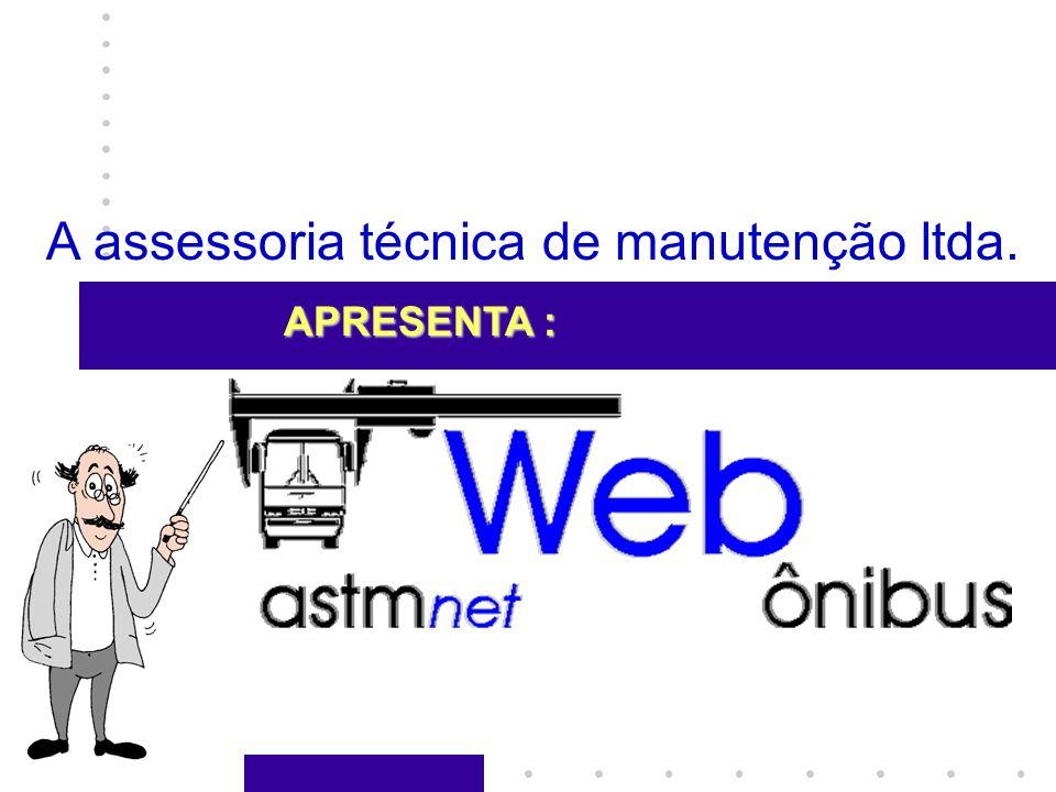 APRESENTA : A assessoria técnica de manutenção ltda.