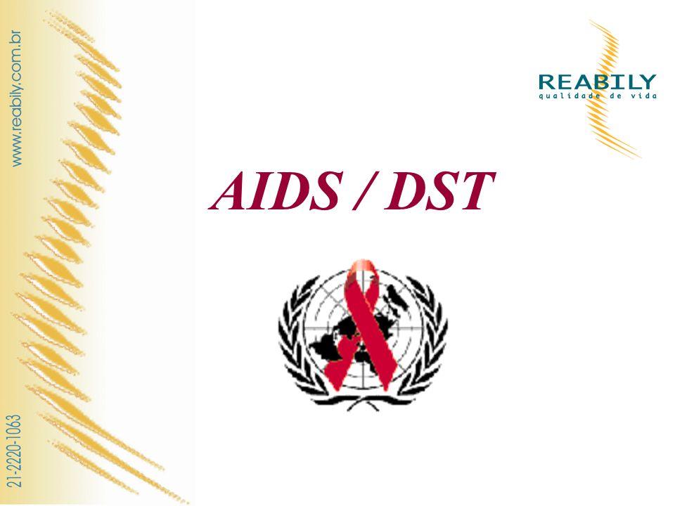 O que é a AIDS.