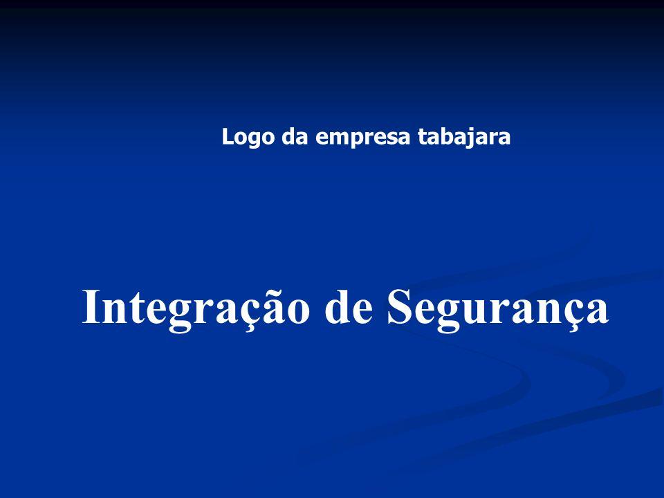 Integração de Segurança Logo da empresa tabajara