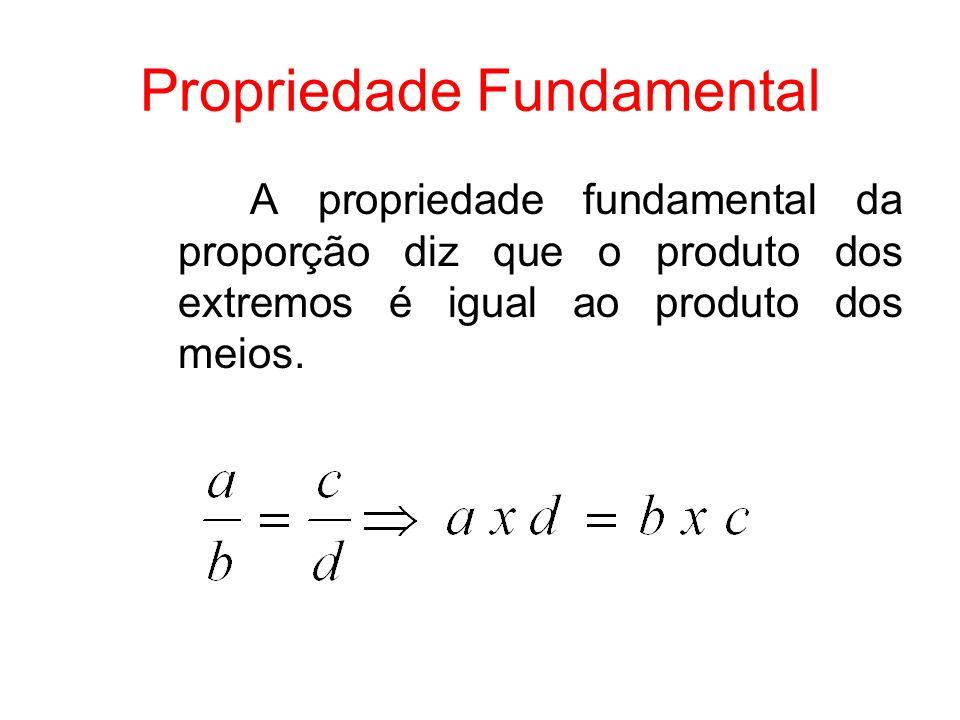 Exemplos: 1) Dois números estão na razão de 2 para 3.
