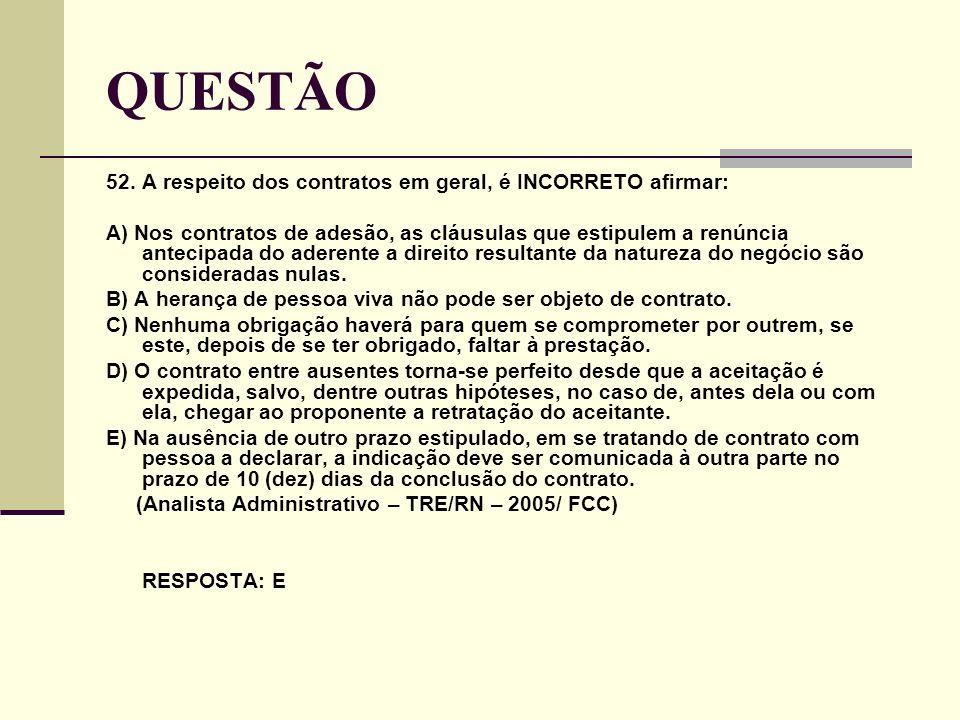 QUESTÃO 52.