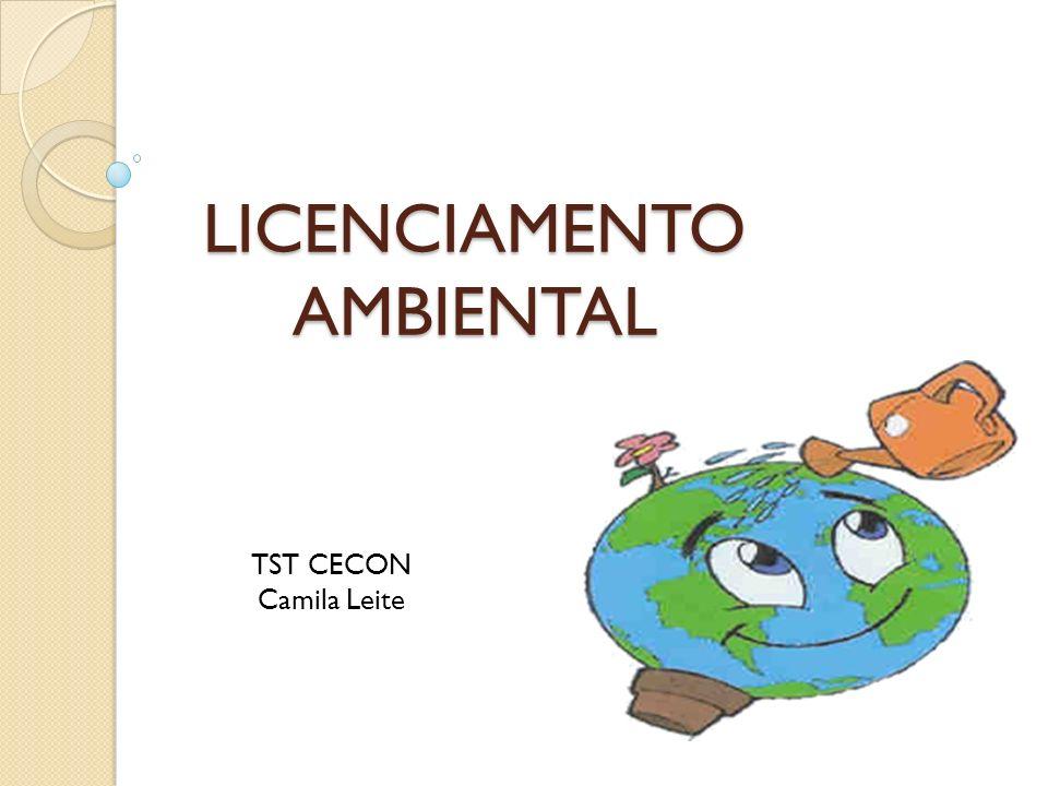 LEI 6.938/81 O Licenciamento Ambiental na Lei 6938/81: Art.