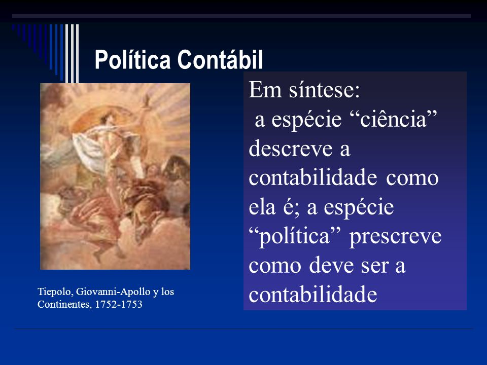 A ciência tem princípios que, necessariamente não são iguais ao da política