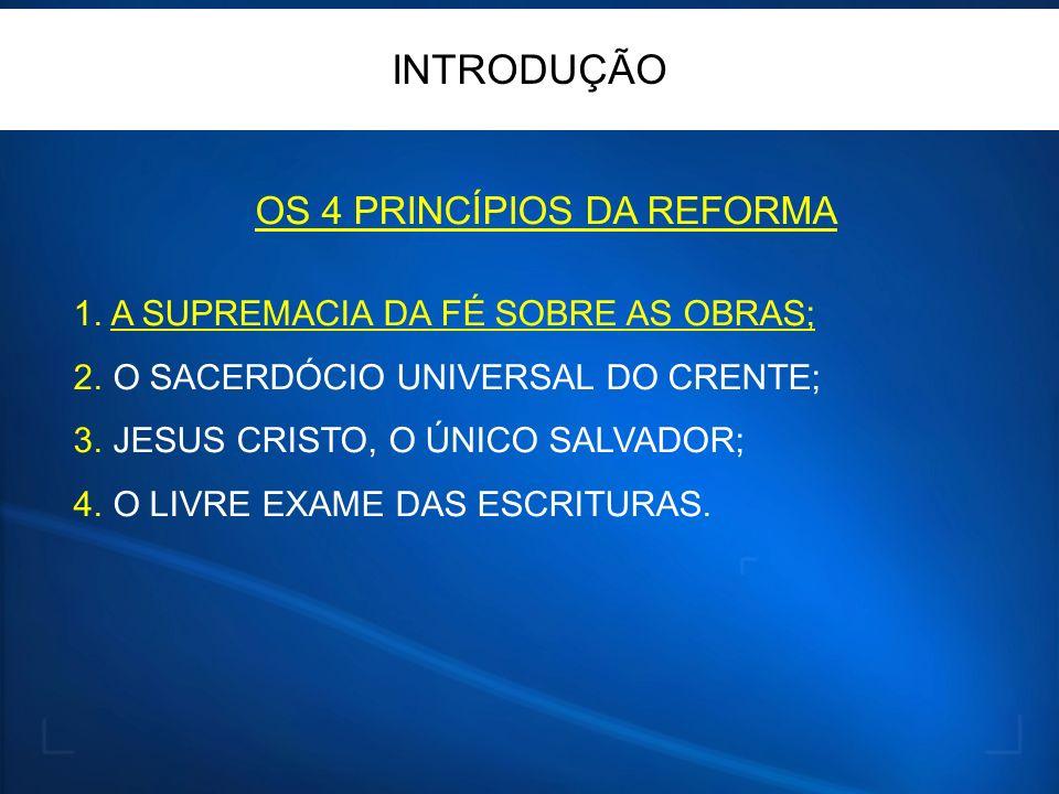 CONFERINDO NA PALAVRA ACEITAR AS OBRAS É ANULAR A GRAÇA 1.