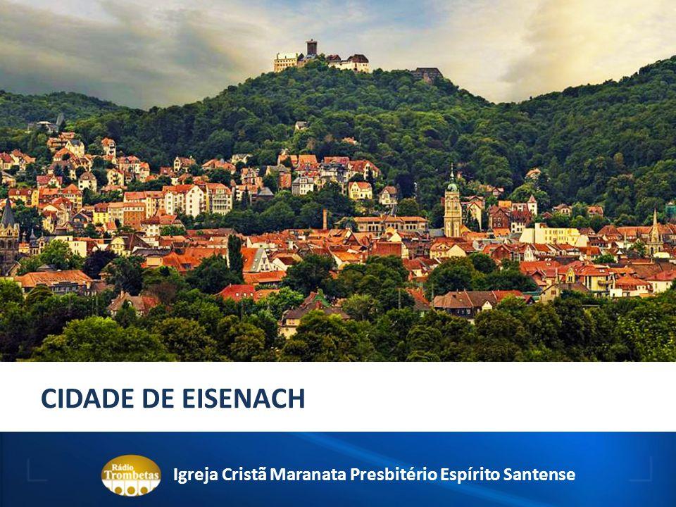 CASTELO DE WARTBURG Igreja Cristã Maranata Presbitério Espírito Santense